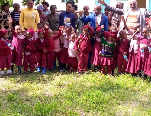 ANANDE PRE AND PRIMARY SCHOOL